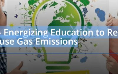 ENERGE – Energizing Education to Reduce Greenhouse Gas Emissions