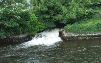 Distillery River