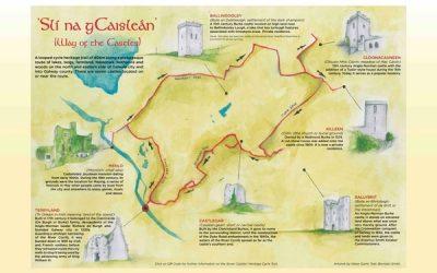 'Slí na gCaisleán' ('The Way of the Castles')
