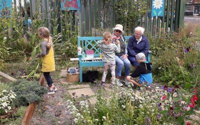 Ballybane Community Organic Garden