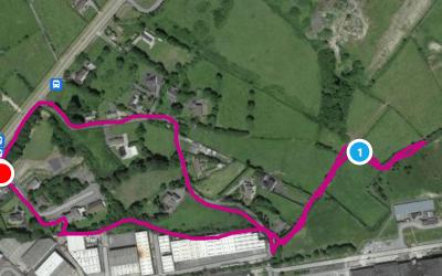 Castlegar Mass Path & Parkmore Boreen