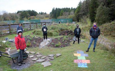 Merlin Woods Community Garden