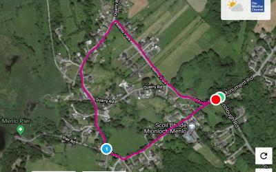 Menlo Village 1.5km
