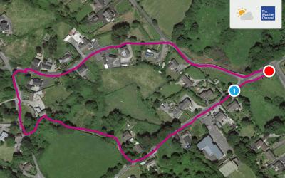 Menlo Village – 1km