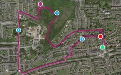 Slí Cnoc na Cathrach – Ard Fraoigh Loop